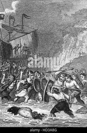 The Roman invasion of Britain in 55 BC Essay