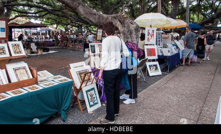 Maui Arts And Crafts Fair