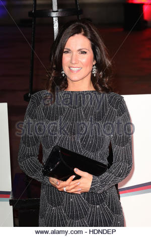 London, Uk. 15th Dec, 2016. Susanna Reid attends The Sun Military Awards at the Guild Hall in London, UK on December - Stock Photo
