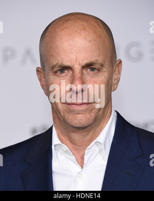 Westwood, California, USA. 14th Dec, 2016. Neal Moritz arrives for the premiere of the film 'Passengers' at the - Stock Photo