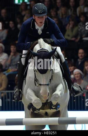 London, UK. 15th Dec, 2016. Olympia The London International Horse Show at Grand Hall Olympia London, UK. 15th Dec, - Stockfoto