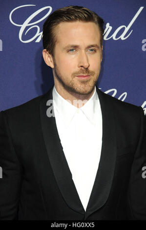 Palm Springs, CA, USA. 2nd Jan, 2017. 02 January 2017 - Palm Springs, California - Ryan Gosling. 2017 Palm Springs - Stock Photo