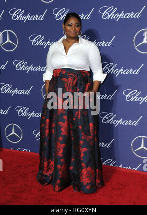 Palm Springs, CA, USA. 2nd Jan, 2017. 02 January 2017 - Palm Springs, California - Octavia Spencer. 2017 Palm Springs - Stock Photo