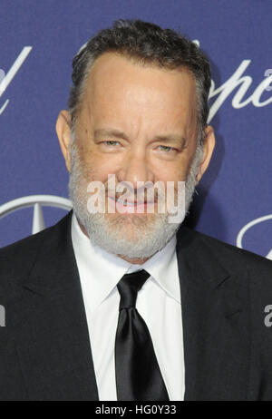 Palm Springs, CA, USA. 2nd Jan, 2017. 02 January 2017 - Palm Springs, California - Tom Hanks. 2017 Palm Springs - Stock Photo