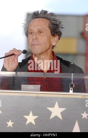 Los Angeles, USA. 19th Jan, 2017. Brian Grazer at the induction ceremony for his star on the Hollywood Walk of Fame - Stock Photo