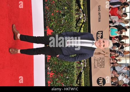Los Angeles, USA. 29th Jan, 2017. at arrivals for 23rd Annual Screen Actors Guild Awards, at the Shrine Exposition - Stock Photo