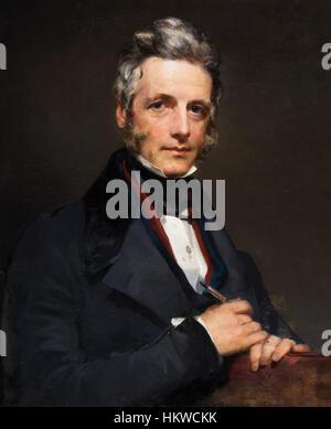 George Frederic Watts - John Whichel - Stock Photo
