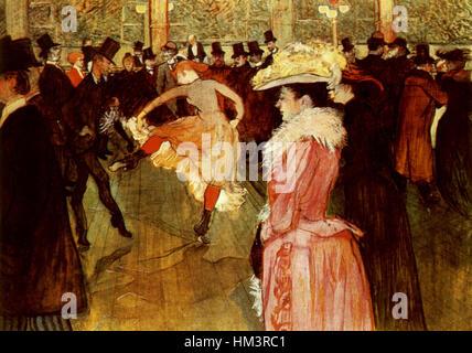 Henri de Toulouse-Lautrec 063 - Stock Photo