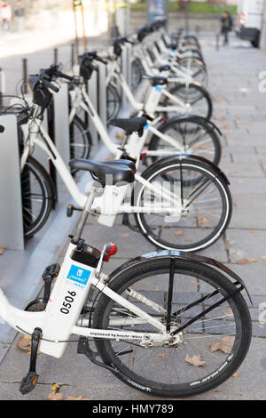 public bike sharing system pdf