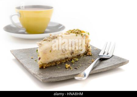 Orange Halva Cake Nut Free