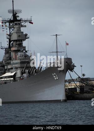 Bridge on the USS Missouri Stock Photo, Royalty Free Image: 75196260 - Alamy