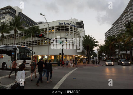 The Ritz Carlton Miami - Stock Photo