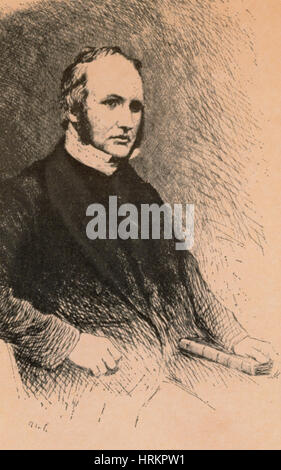 Alexander Wood, Scottish physician - Stock Photo
