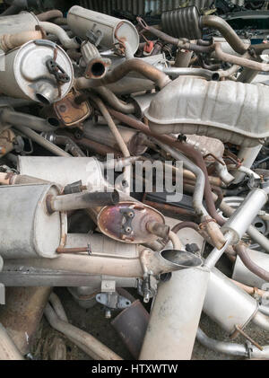 Scrap Engine Car Cars Engines Metal Old Junk Scrapyard Scrapyards Stock Photo Royalty Free