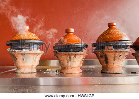 Tajine Hotpot - Stock Photo
