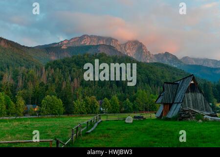 Tatra berg