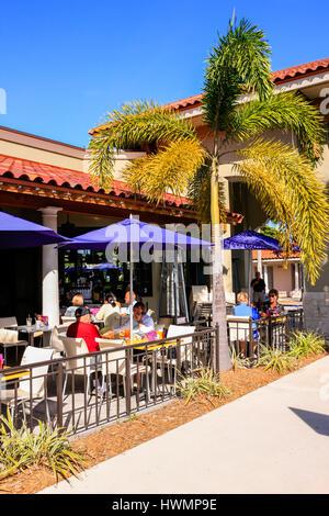 Cafe In The Park Sarasota Fl
