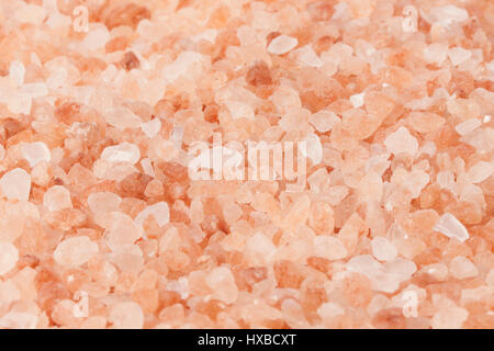 Course Himalayan Sea Salt Background Texture - Stock Photo