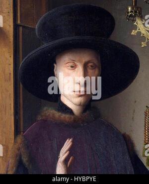 Jan van Eyck 007 - Stock Photo