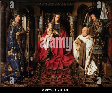 Jan van Eyck 069 - Stock Photo
