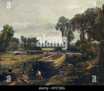 John Constable: Facts and Information