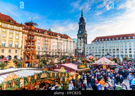 open air christmas market in nice city place massena stock photo royalty free image 67950654. Black Bedroom Furniture Sets. Home Design Ideas