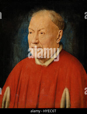 Jan van Eyck 090b - Stock Photo