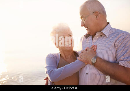 His heart beats only for her - Stock Photo