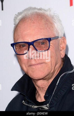 Los Angeles, CA, USA. 29th Mar, 2017. LOS ANGELES - MAR 29: Malcolm McDowell at the Premiere Of Netflix's ''The - Stock Photo