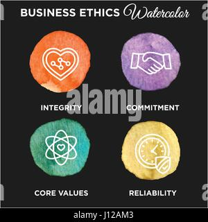 business ethics outline Helping you to think about ethics in business is the main purpose of the course the course won't make you ethical, or tell you what to do course outline: introduction: business ethics--isn't that a contradiction in terms (first session.