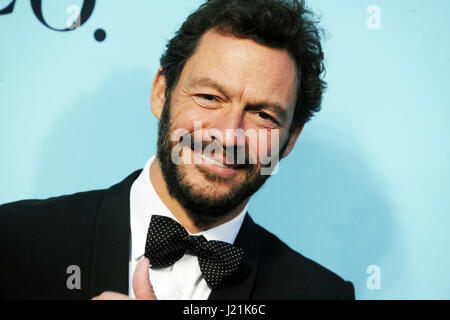 Dominic West attends Tiffany & Co Celebrates The 2017 Blue Book Collection at St. Ann's Warehouse on April 21, 2017 - Stock Photo