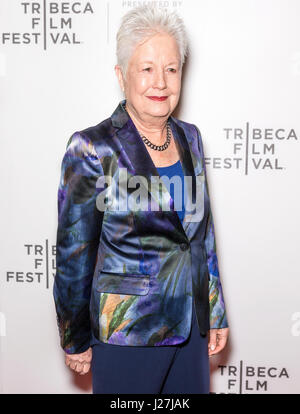 New York, USA. 25th April, 2017. Eleanor Coppola attends 'Paris Can Wait' during the 2017 Tribeca Film Festival - Stock Photo