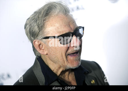 New York City. 28th Apr, 2017. Harvey Keitel attends the 'Reservoir Dogs' 25th Anniversary Screening during 2017 - Stock Photo