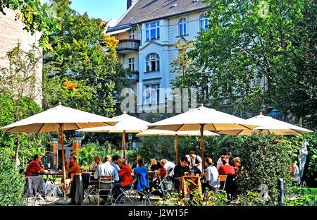 Cafe Literaturhaus Berlin