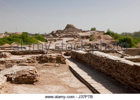 Mohenjo-Daro - Stock Photo