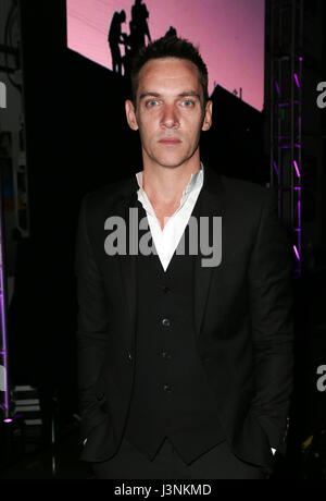 Los Angeles, Ca, USA. 6th May, 2017. Jonathan Rhys Meyers, At Angel Flight West's Annual Endeavor Awards At California - Stock Photo