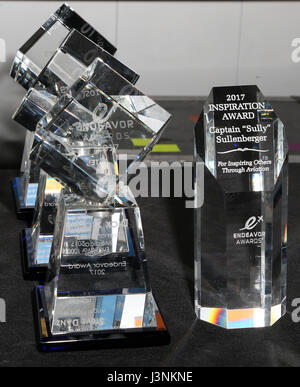 Los Angeles, Ca, USA. 6th May, 2017. Atmosphere, At Angel Flight West's Annual Endeavor Awards At California Science - Stock Photo