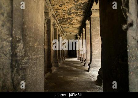 Kailasanatha Temple Cave 16 At Ellora Caves Aurangabad