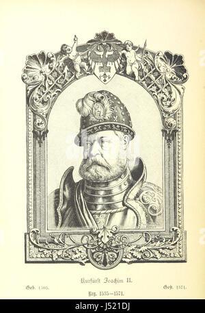 Image taken from page 172 of 'Das Haus Hohenzollern und das deutsche Reich' - Stock Photo