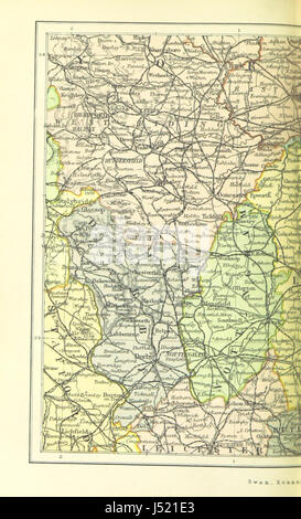 Image taken from page 172 of 'Home Geography of England and Wales ... With ... maps, etc' - Stock Photo