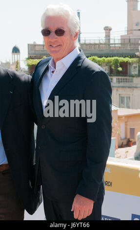 Barcelona Film Festival - 'Norman' - Photocall & Press Conference  Featuring: Richard Gere Where: Barcelona, Spain - Stock Photo