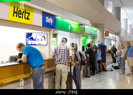 Car Rental Arrecife Airport