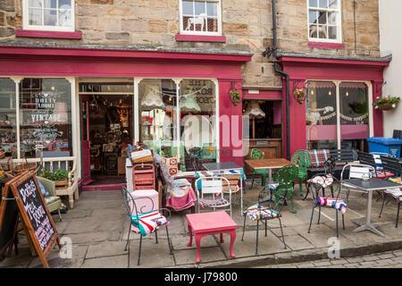 Tea Rooms Near Whitby