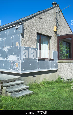 Wall Insulation Heating Building House Insulation Uk External Wall Stock Photo Royalty Free