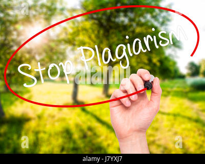 plagiarism must be stopped essay As a student you will need to understand the general principles to apply when   the sources you have used in writing your essay, assignment or piece of work.