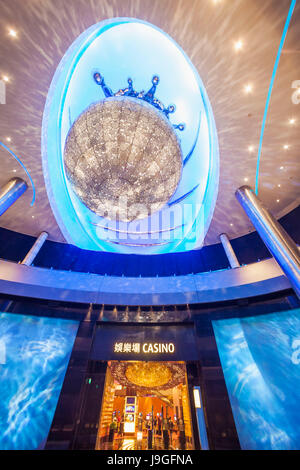 city of dreams casino entrance fee