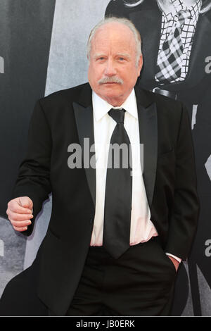 Hollywood, Ca., USA. 8th June, 2017. Richard Dreyfuss at the American Film Institute Gala honoring Diane Keaton - Stock Photo