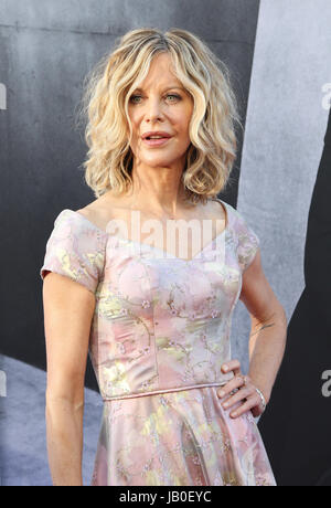 Hollywood, Ca., USA. 8th June, 2017. Meg Ryan at the American Film Institute Gala honoring Diane Keaton with the - Stock Photo