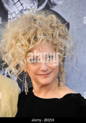 Los Angeles, CA, USA. 8th June, 2017. Carol Kane at arrivals for 2017 AFI Life Achievement Award Gala Honoring Diane - Stock Photo