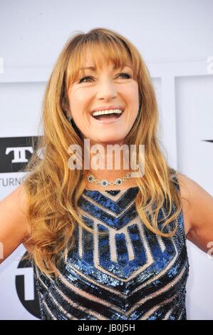 Los Angeles, CA, USA. 8th June, 2017. Jane Seymour at arrivals for 2017 AFI Life Achievement Award Gala Honoring - Stock Photo